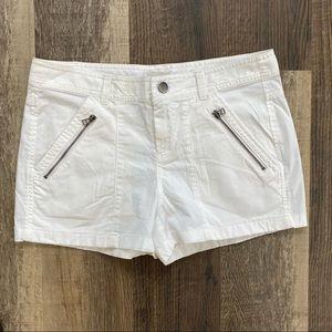 hinge Vintage Military Shorts